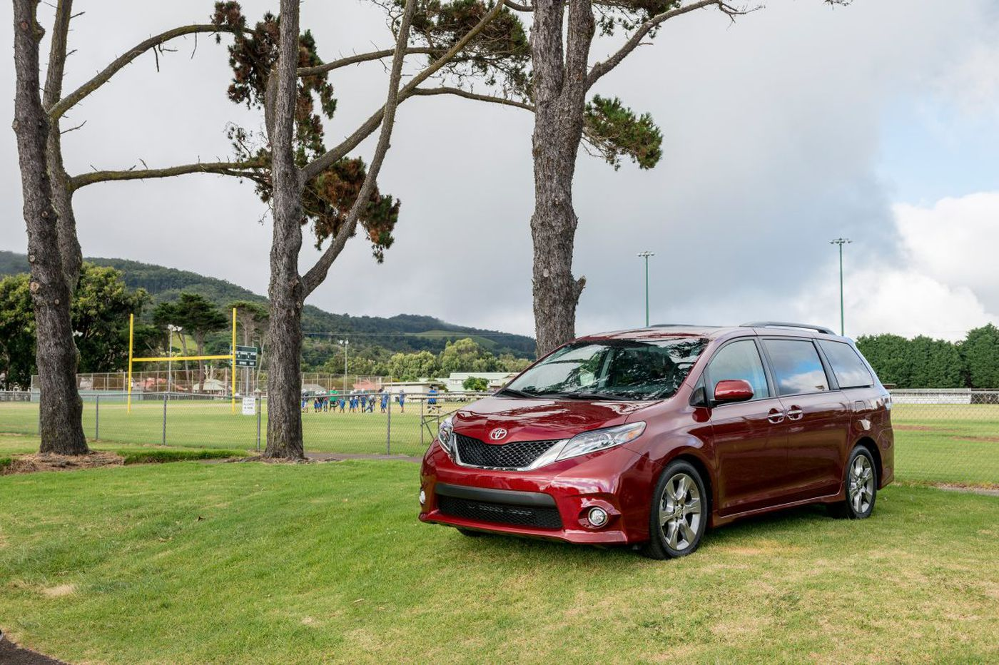 Change comes gradually to the Toyota Sienna