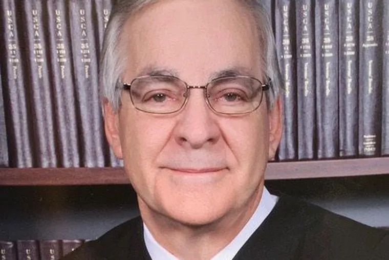 Camden County Superior Court Judge Samuel D. Natal
