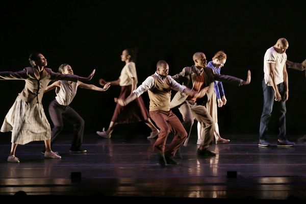 Rennie Harris pays homage to Alvin Ailey in a masterpiece of street dance