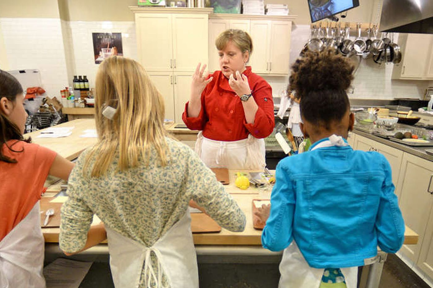 Culinary classes in the area