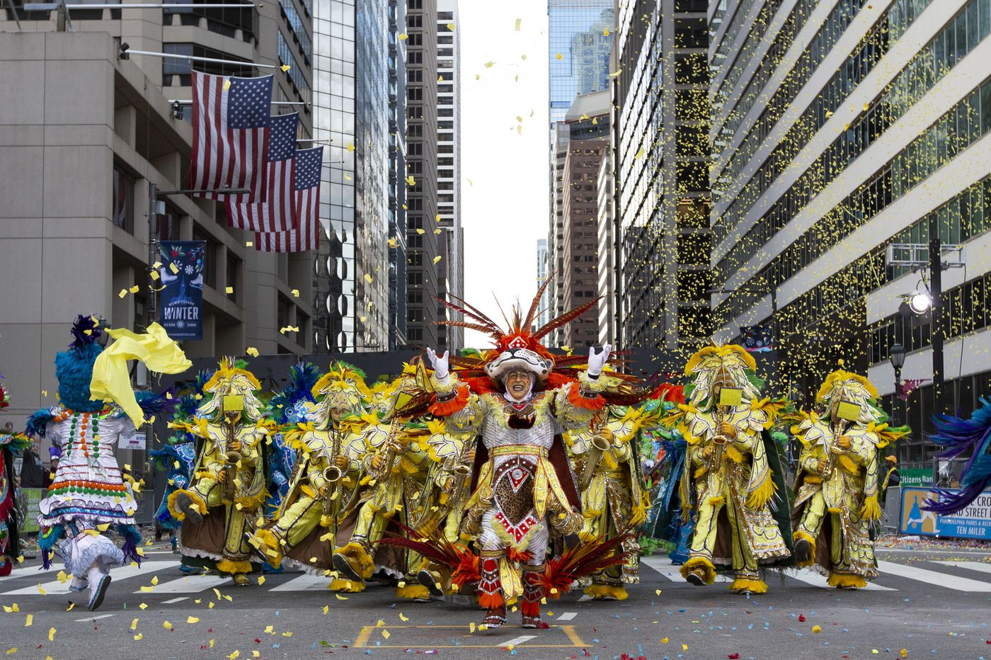 Mummers Parade 2020 Guide: How to watch, road closures, and more