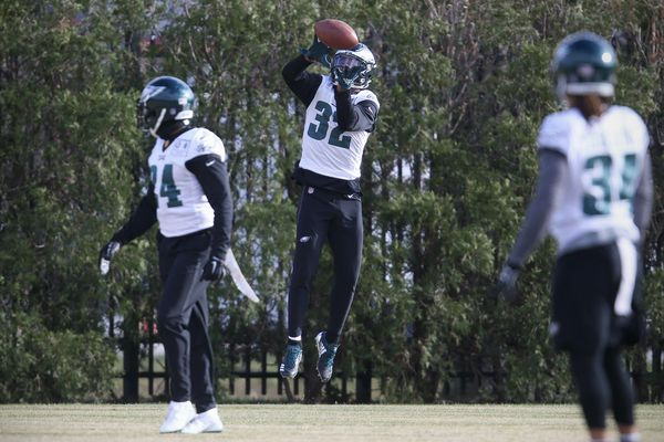 Eagles could get Sidney Jones and Rasul Douglas back vs. Washington, but still miss key players in the secondary