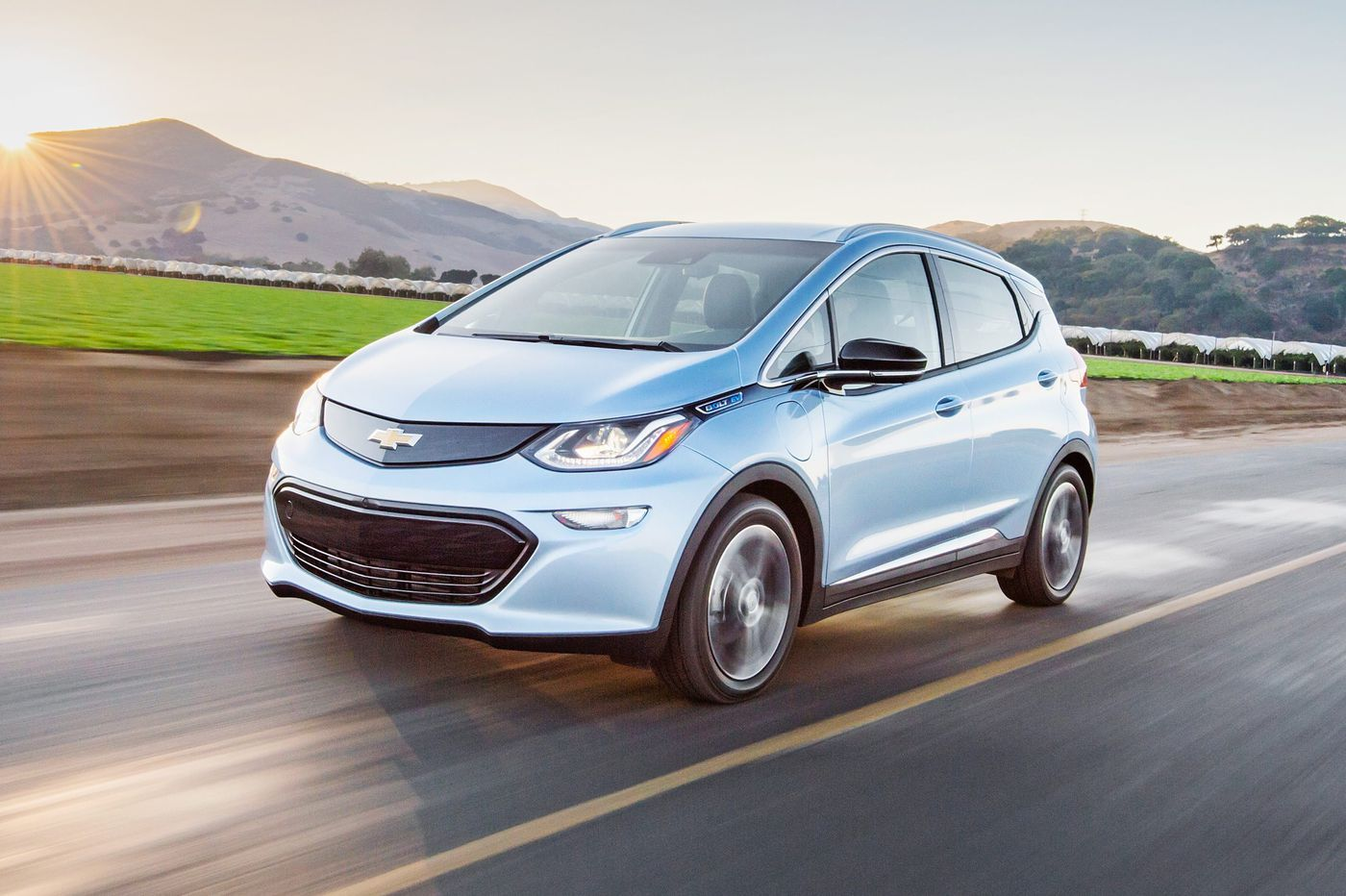 2018 Chevrolet Bolt EV: An everyday electric econobox | Scott Sturgis