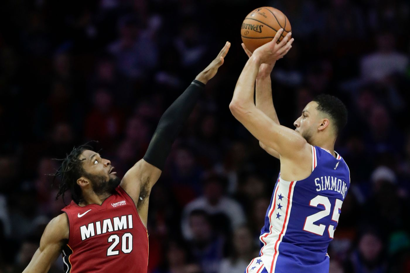 Ben Simmons decides not to show the world his shot just yet | Bob Ford