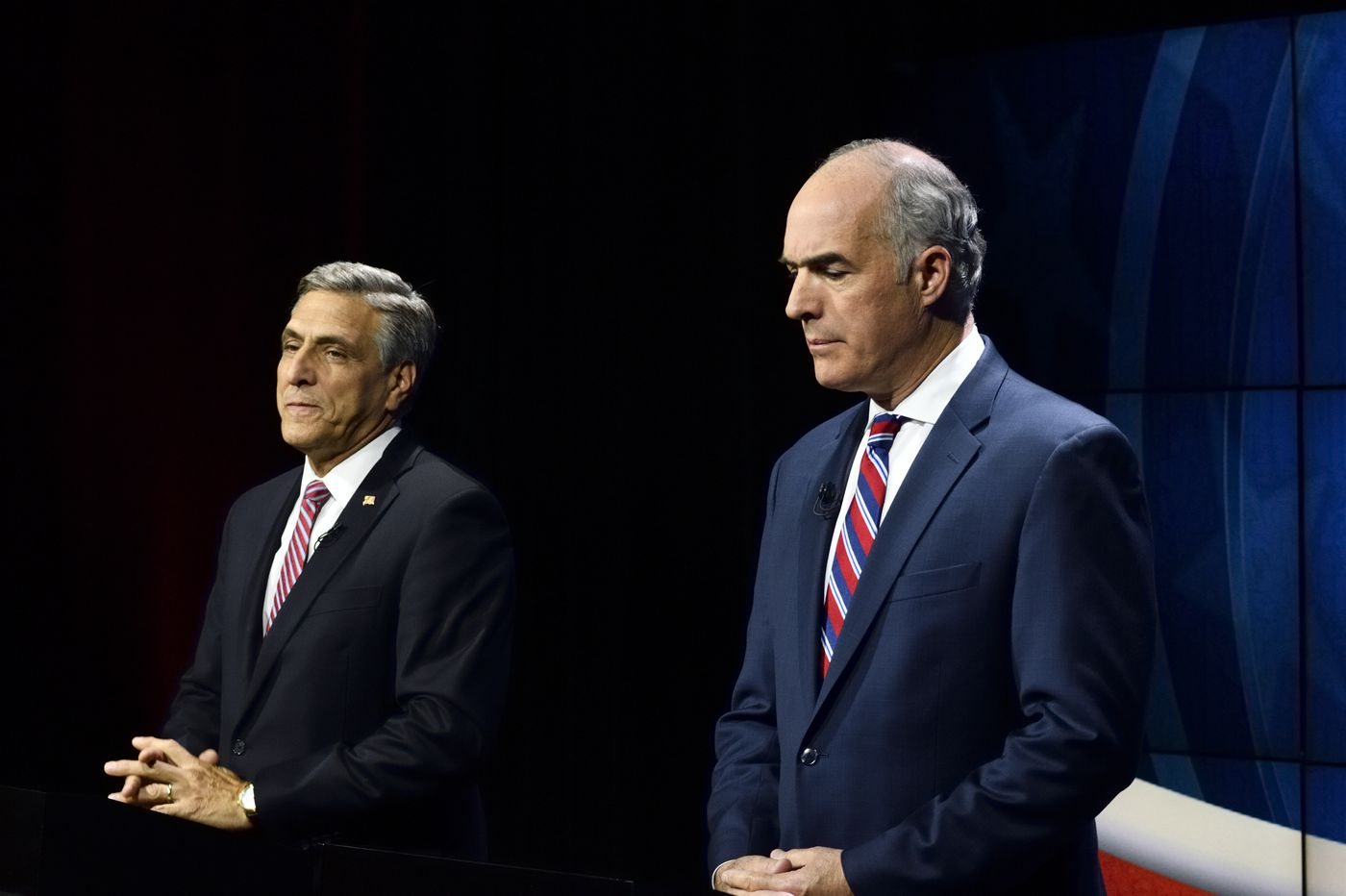Casey and Barletta debate covers the economy, immigration, national security