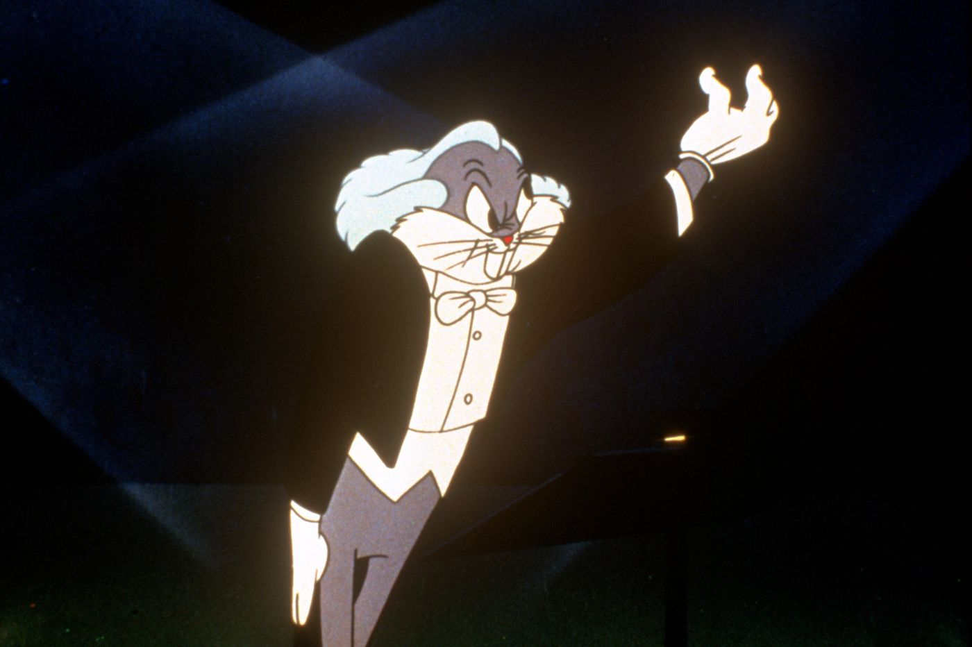 A Philadelphia Orchestra guest conductor most unusual: Bugs Bunny