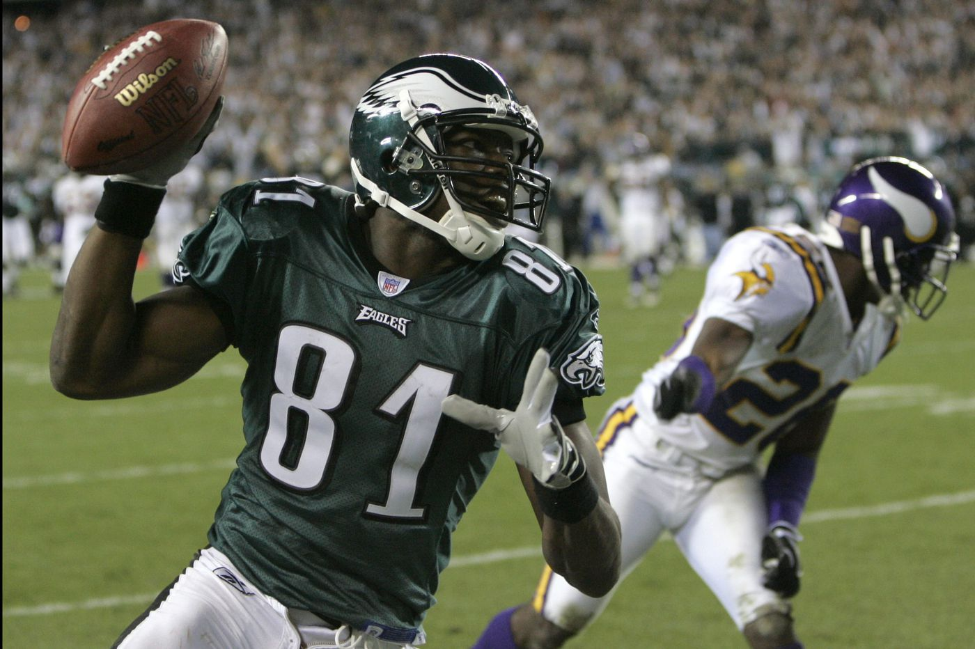 78c15d2dae4 Terrell Owens won't join Eagles fans in Canton. Here's how he'll celebrate  himself at ...
