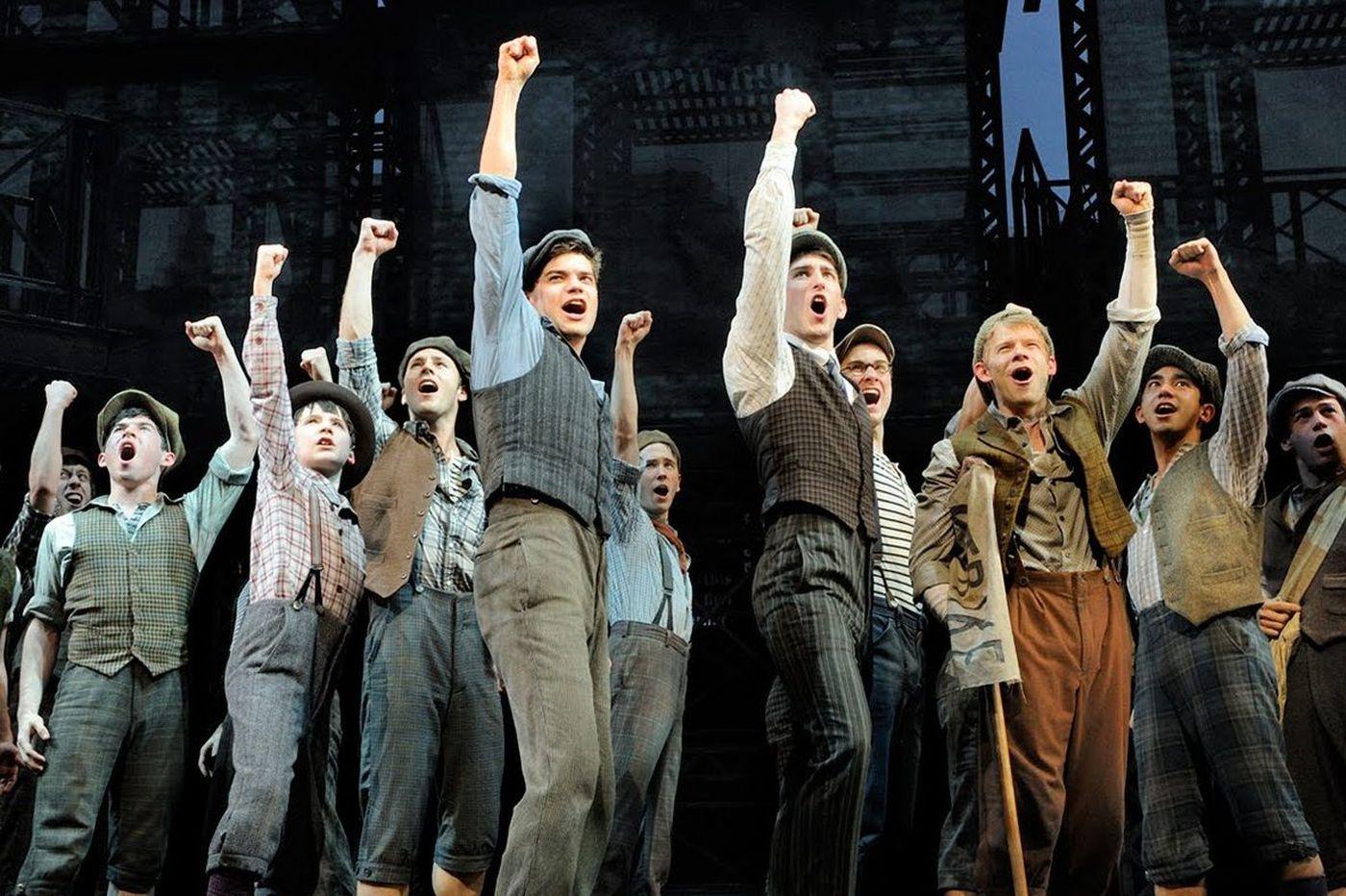 St. Joe's Prep lands rare high school production of 'Newsies'