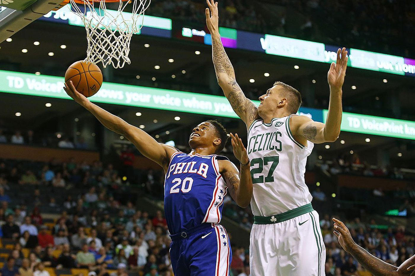 Depleted Celtics face new-look Sixers