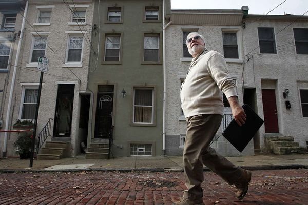 Philly home values are rising. Will taxes keep rising with them?
