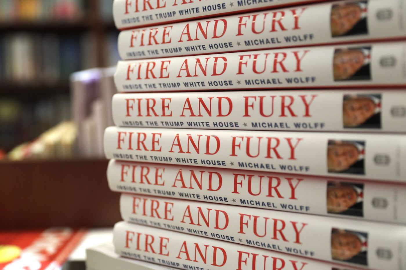 What 'Fire and Fury' reveals about Trump's Mideast doctrine | Trudy Rubin