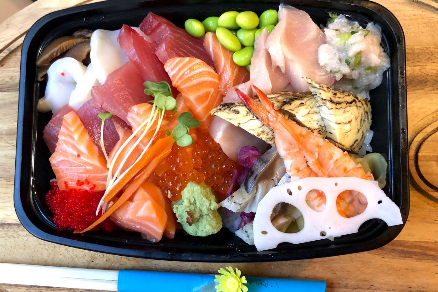 Kaiseki, a sushi delivery service that started during the pandemic, gets a Callowhill home