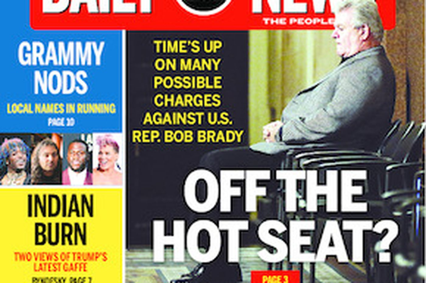 Dailynews Monthly Covers 11/29/17