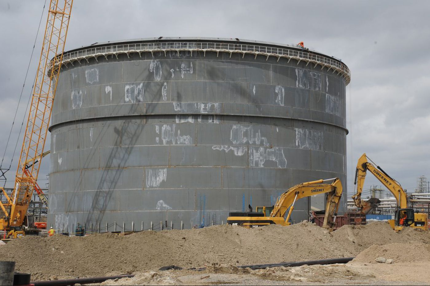 Marcus Hook upgrades will boost Sunoco's tax bill by $4.8 million