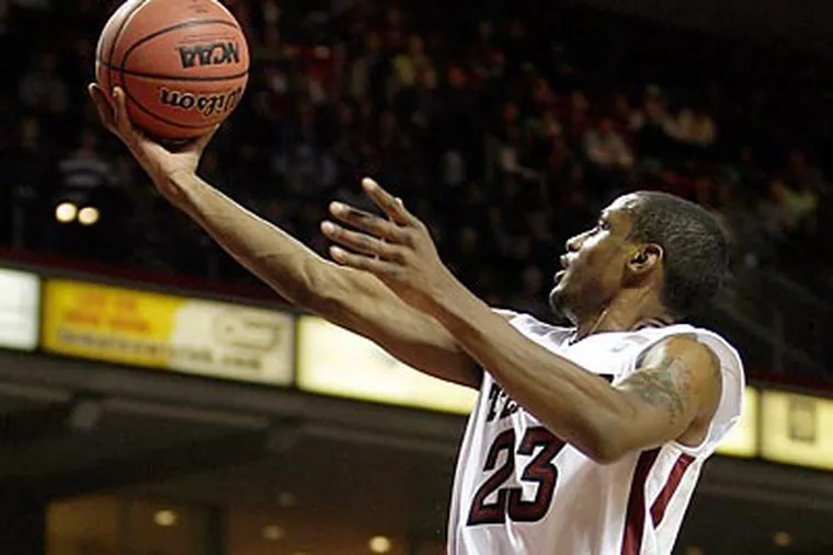 Ramone Moore has averaged 18.6 points over the last five games for Temple. (Yong Kim/Staff file photo)