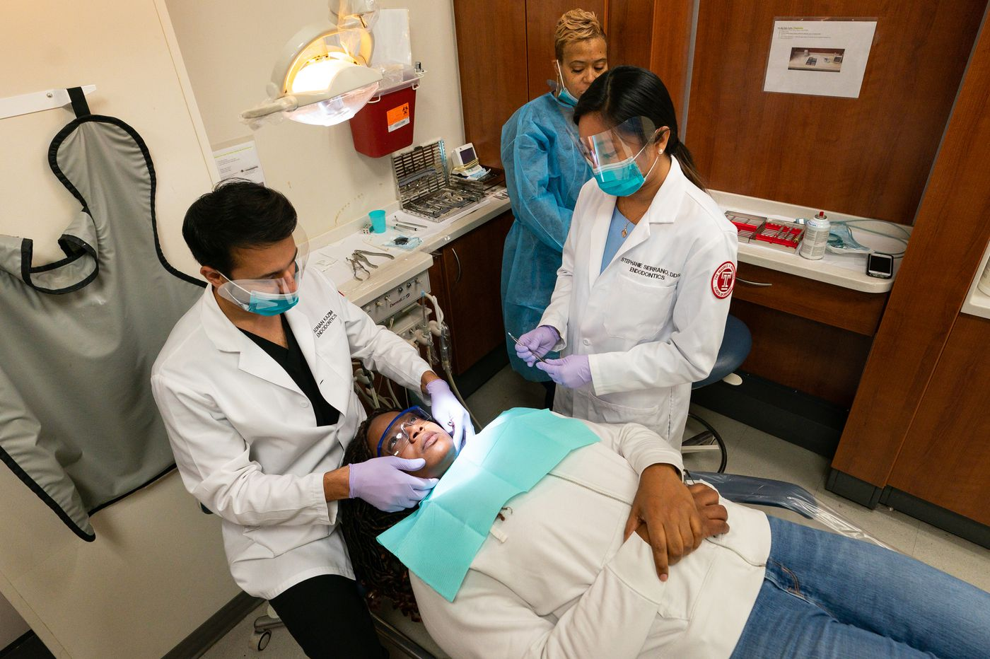 Furloughed federal workers will have to pay dental and ...