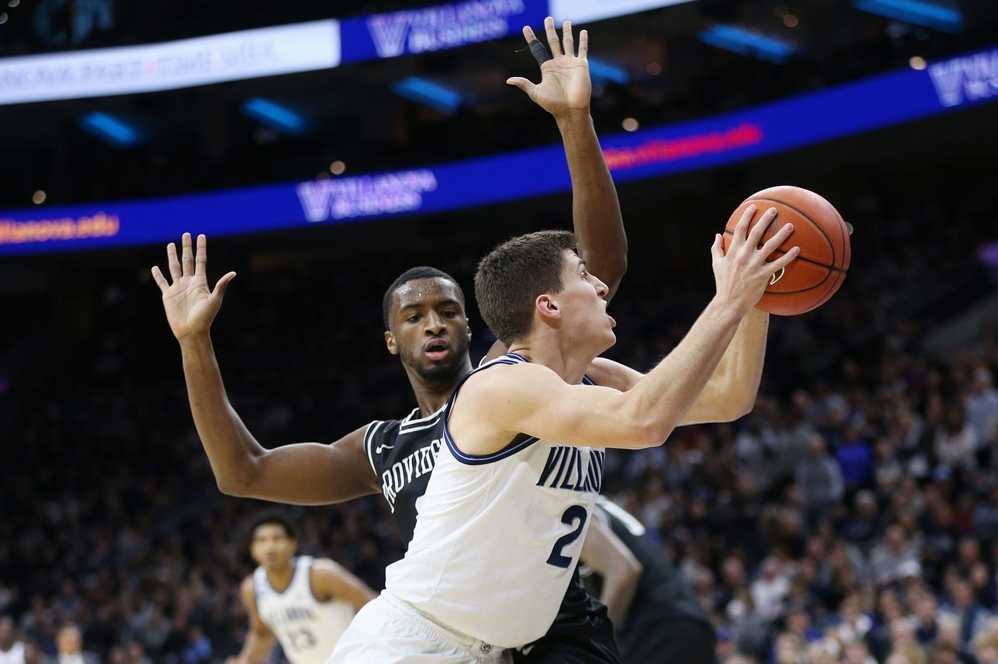 Villanova's Collin Gillespie follows in his former teammates' footsteps with probing style of play