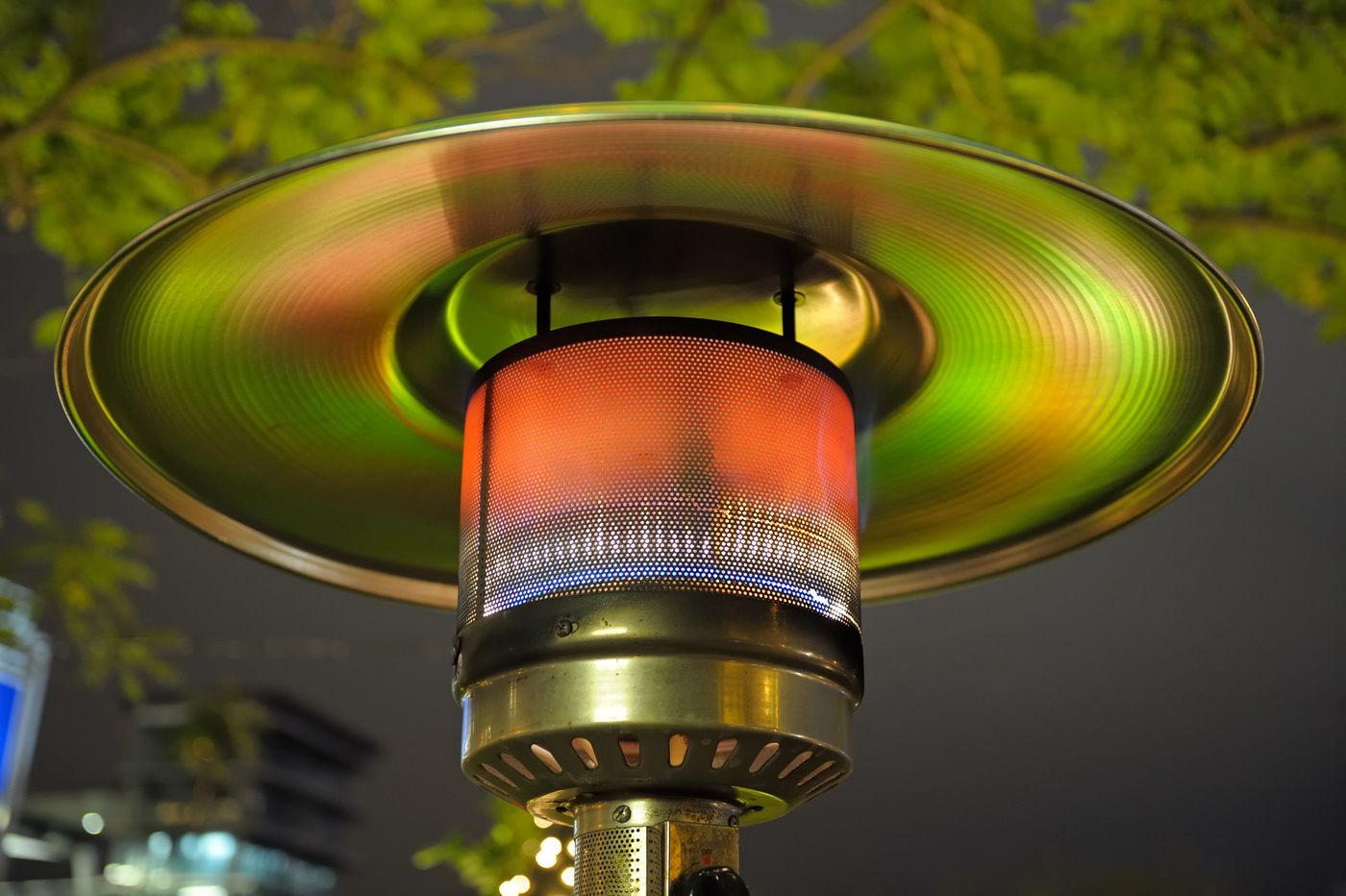 Outdoor heaters are the hot accessory as it gets colder. Here's how to buy one.