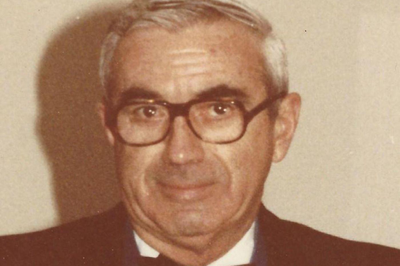 John Gartland, surgeon, medical school professor