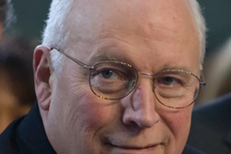 Vice president Cheney was unapologetic in his latest interview. Doubts Biden will wield the influence he had.