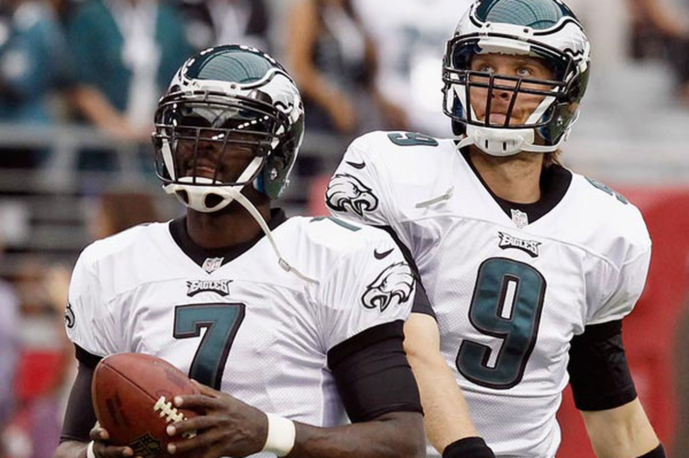 Clues to the Eagles depth chart