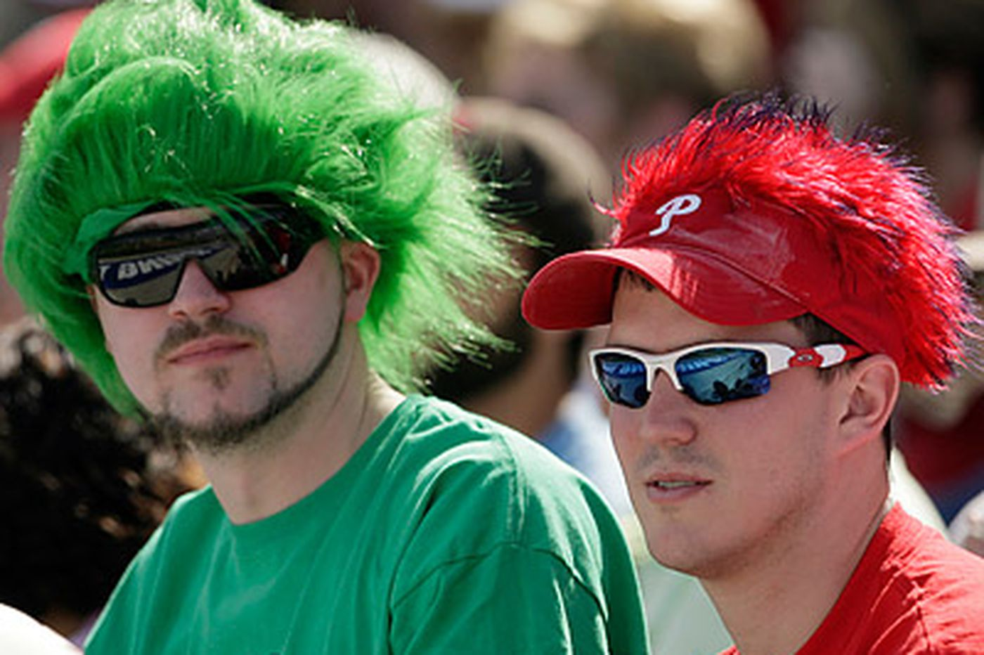 Counterpunching tired cliches about Philly sports fans
