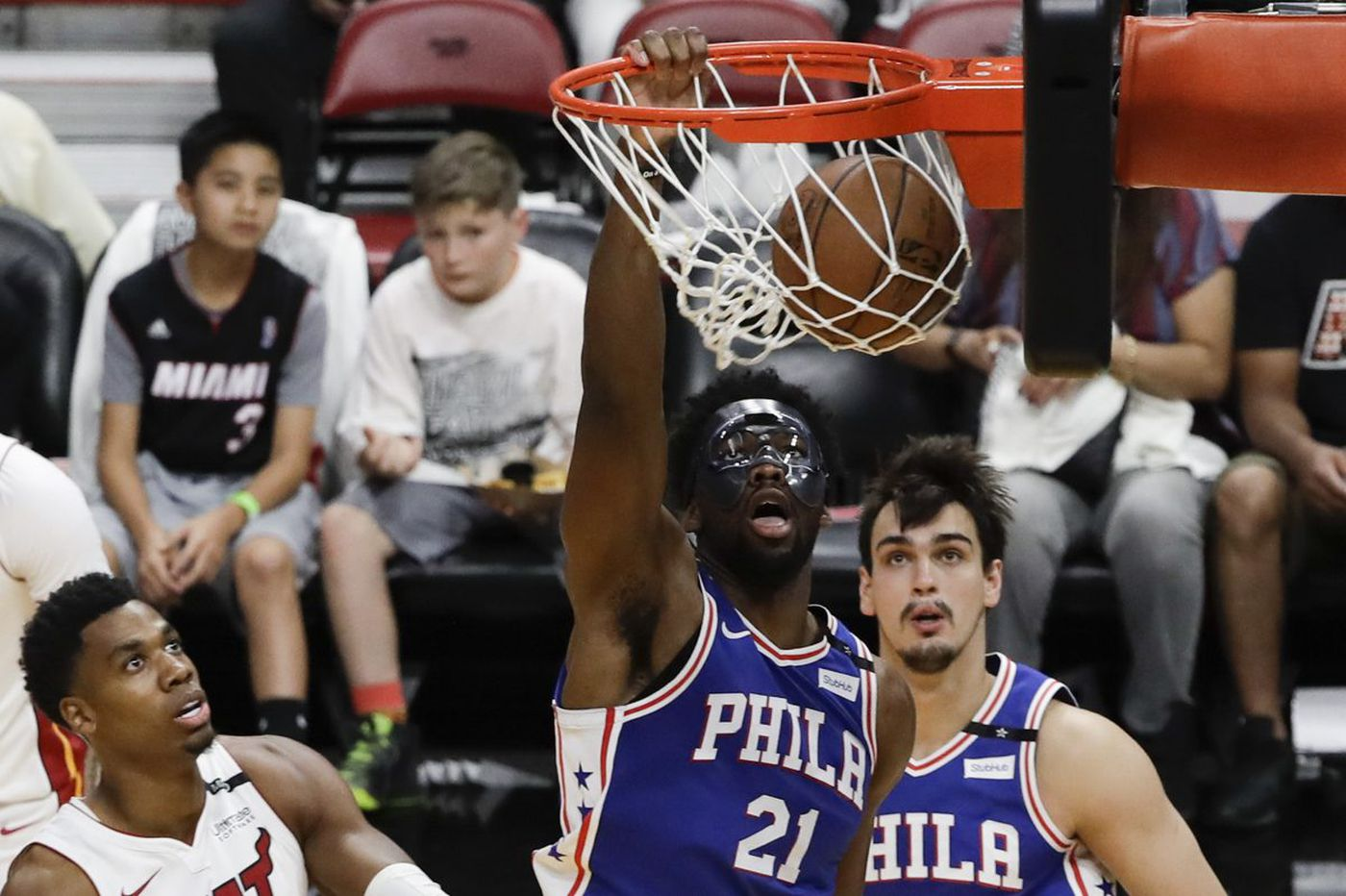 For Sixers' Joel Embiid, a breakthrough summer ahead?