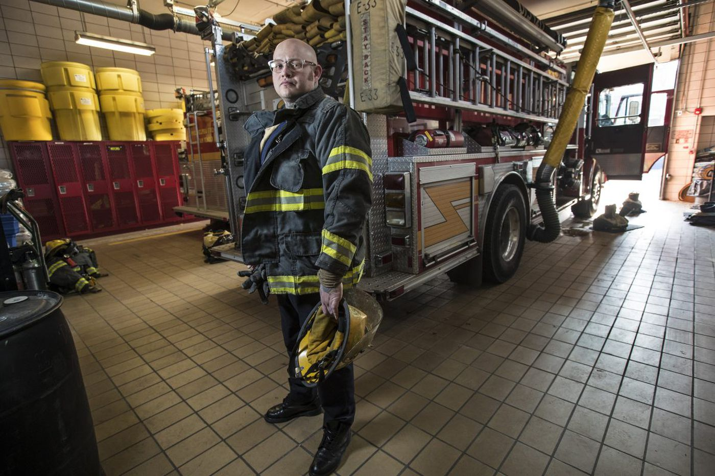 Philly firefighters and cancer: Coincidence or job hazard?