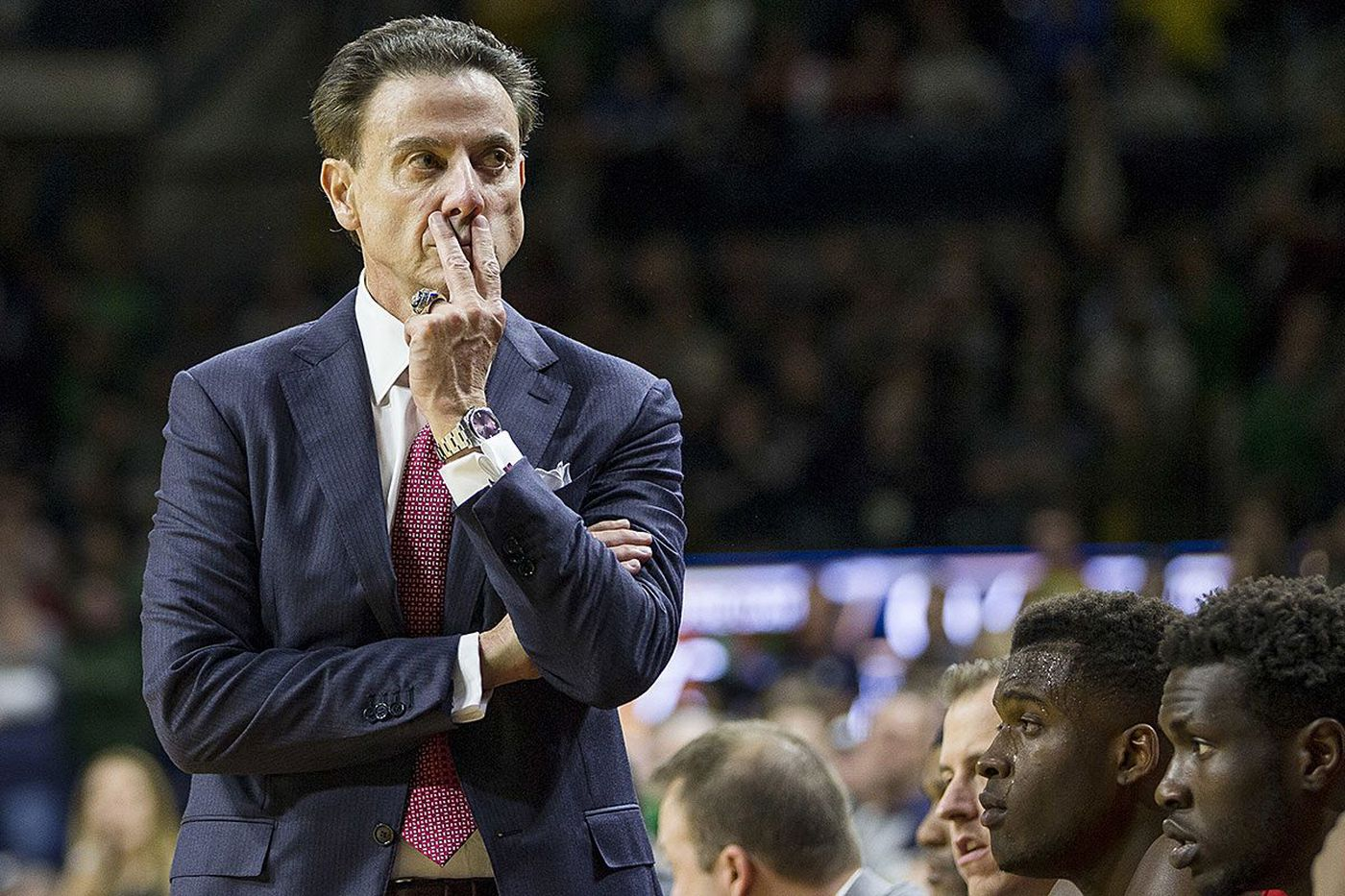 Rick Pitino is out, and if your school plays in the big time, be on edge | Mike Jensen