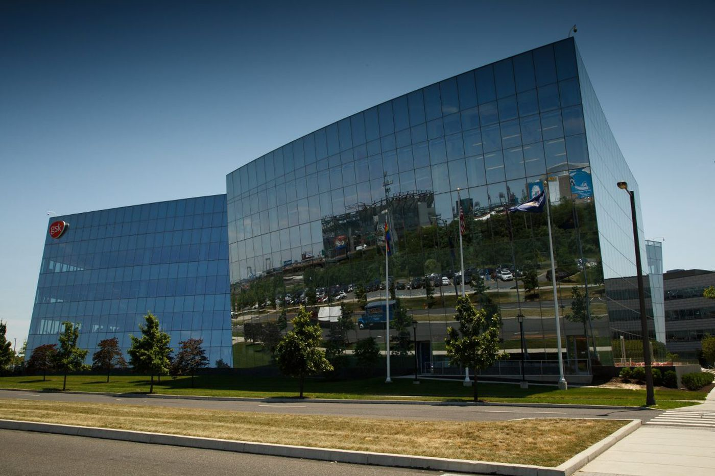 GSK building in South Philly's Navy Yard to be latest sale to big overseas investor