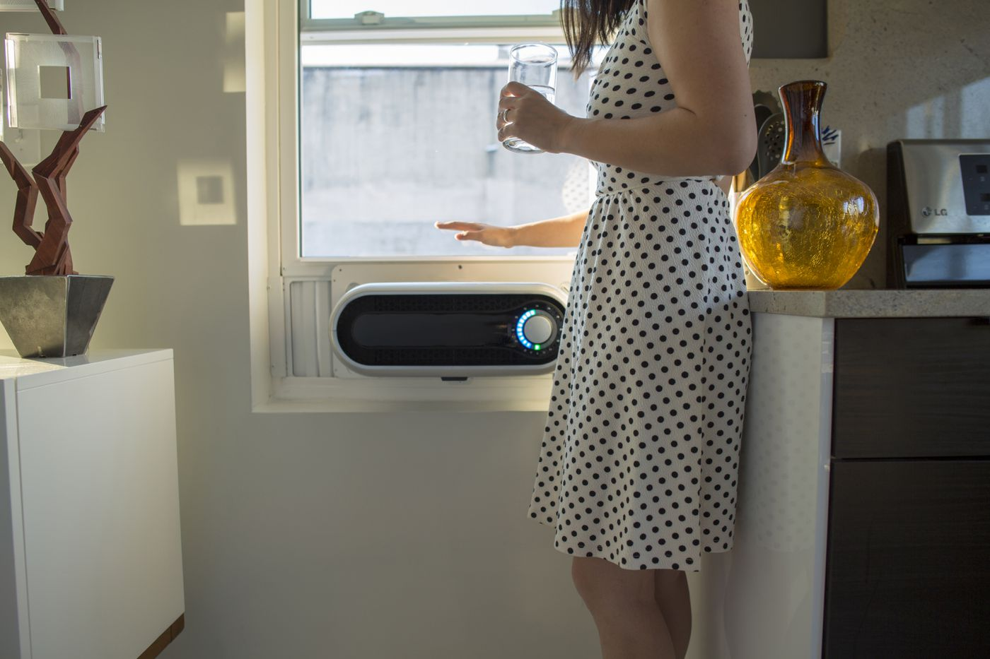 Philly start-up Kapsul is making a quieter air conditioner thanks to $2.3 million from crowdfunding