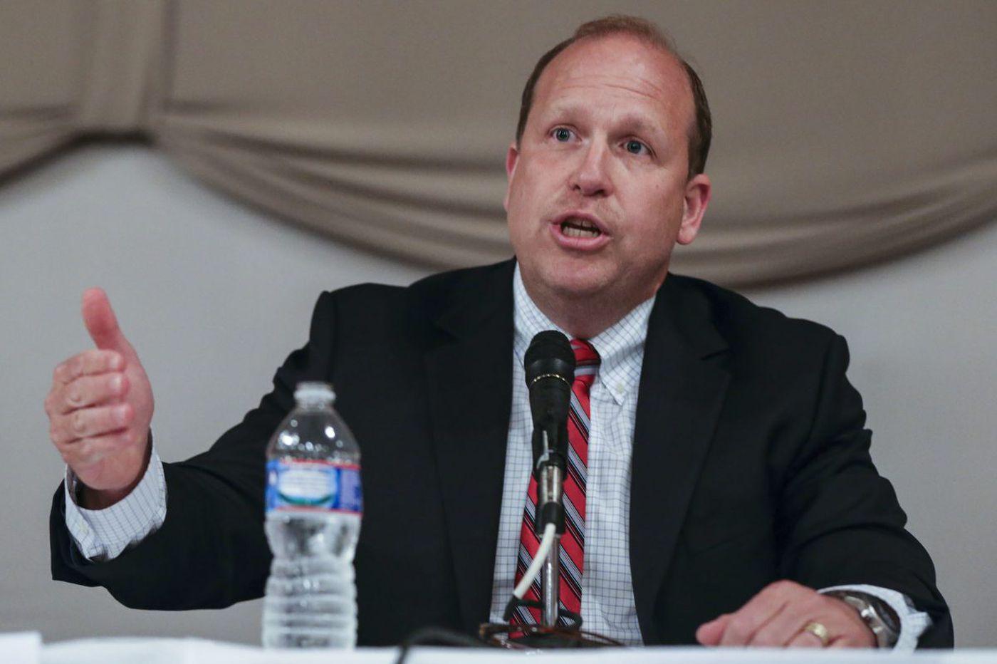 Dems jockey over new Montco congressional seat
