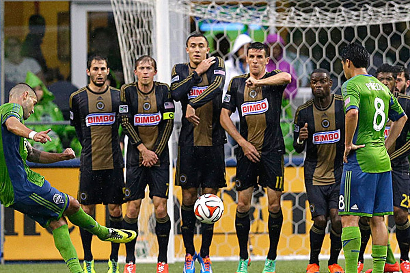 Union falls to Sounders