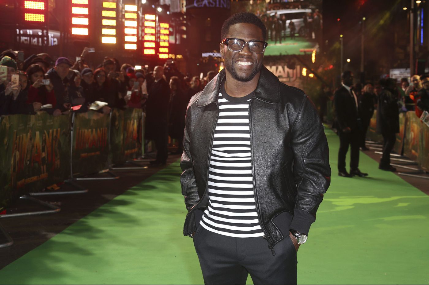 Surprise! Kevin Hart gifts 6 Philly kids college scholarships