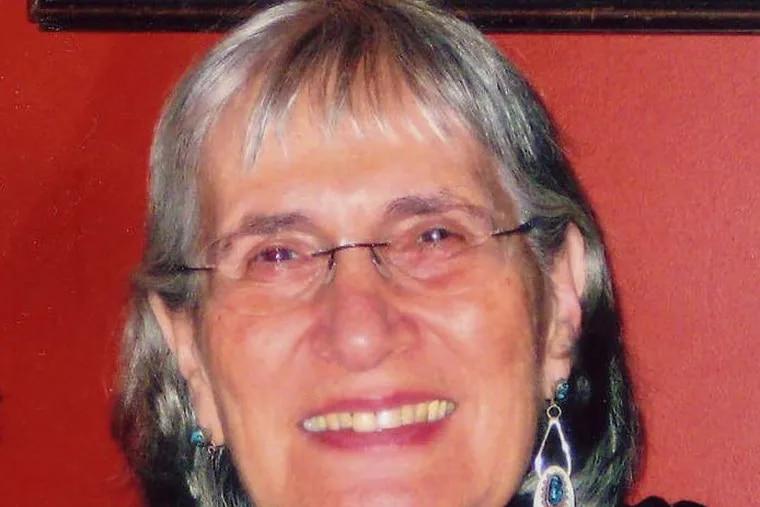 Edith Gerber Shanker