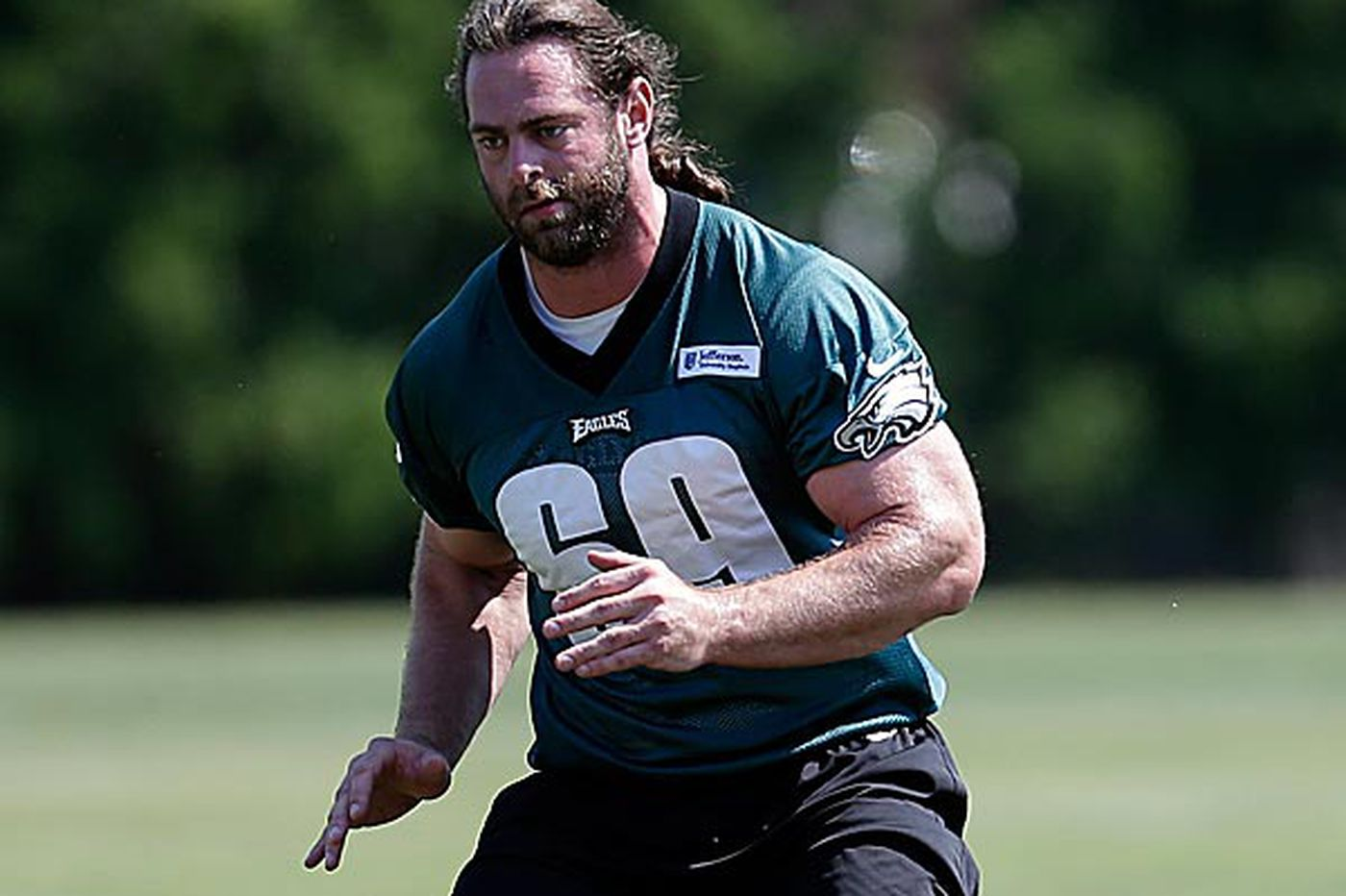Eagles open offseason conditioning program