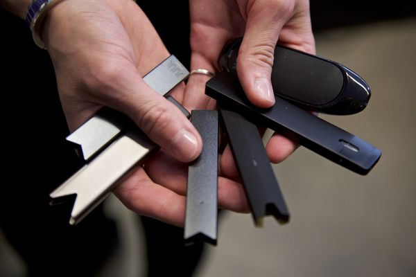 E-cigarette maker Juul sued by Pa. family over 13-year-old's nicotine addiction