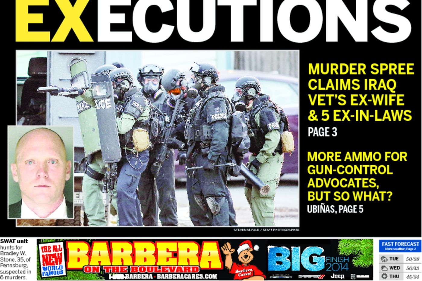 Dailynews Monthly Covers 12/16/14