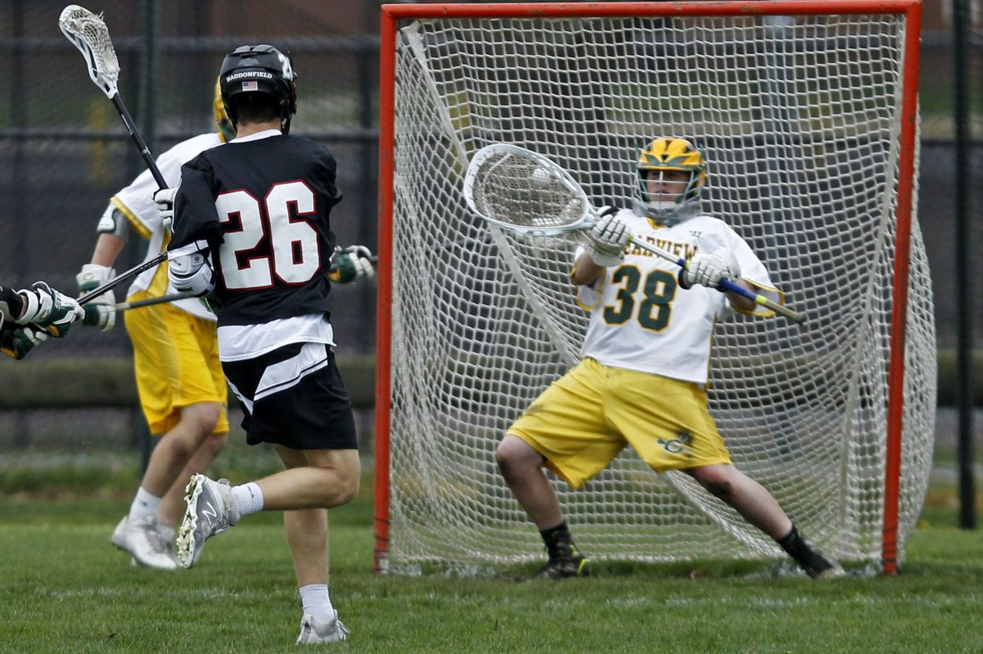 Wednesday's South Jersey roundup: Clearview upsets Northern Burlington in boys' lacrosse sectionals