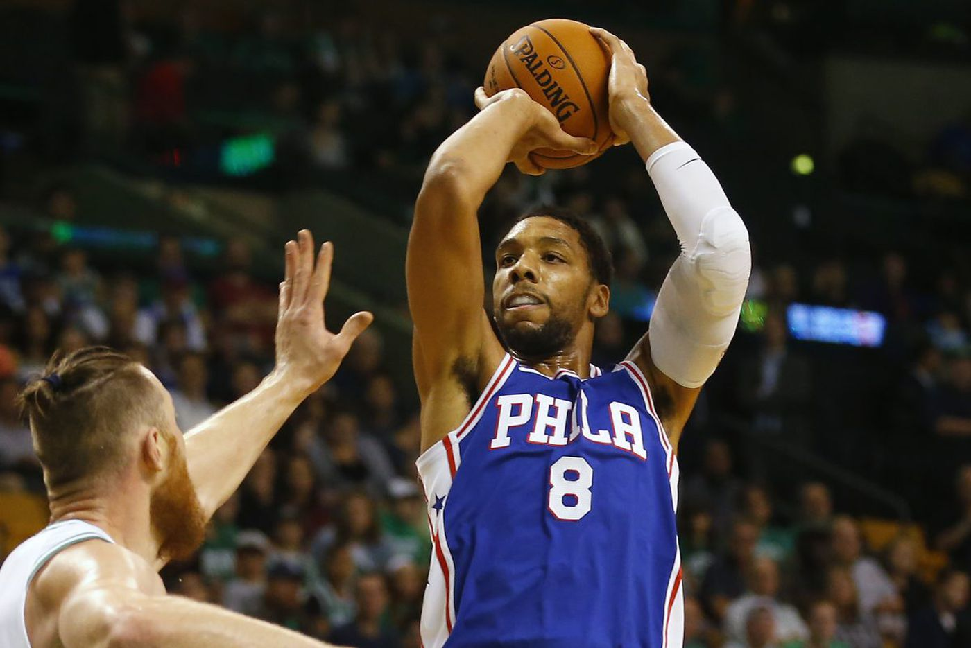 Sixers decline Jahlil Okafor's fourth-year option