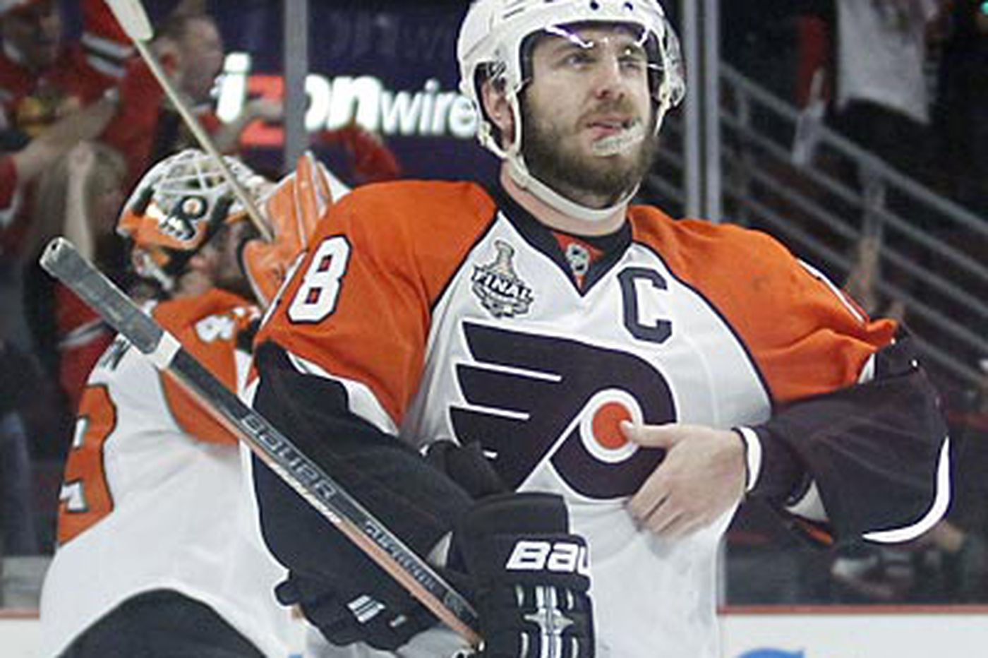 Flyers captain Richards needs to step up