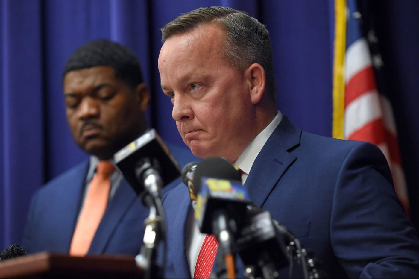 Baltimore asks FBI to run probe into detective's death