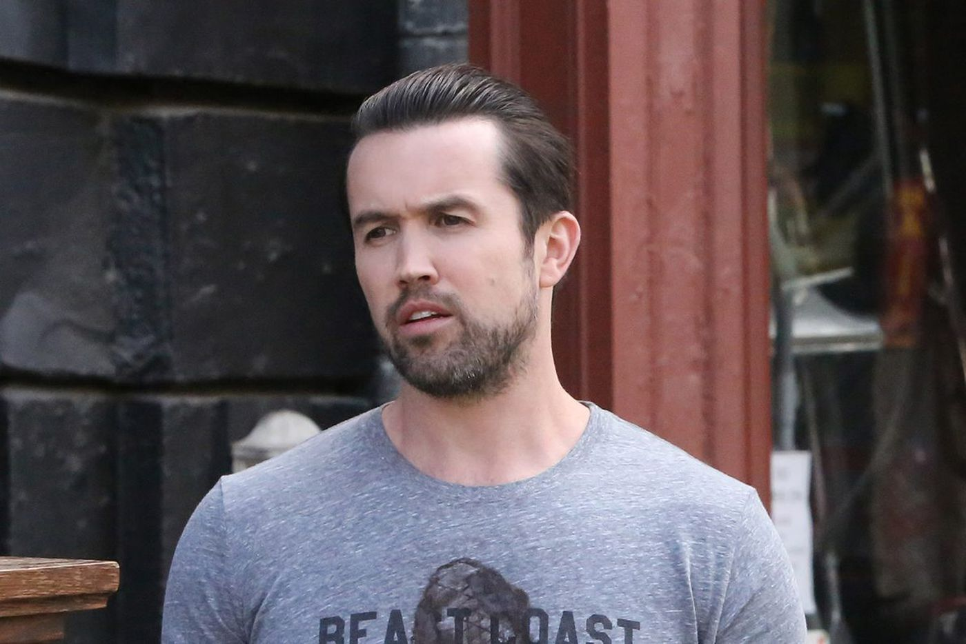 Dock Street Brewery wants 'It's Always Sunny's' Mac to visit so bad, they made a beer about it