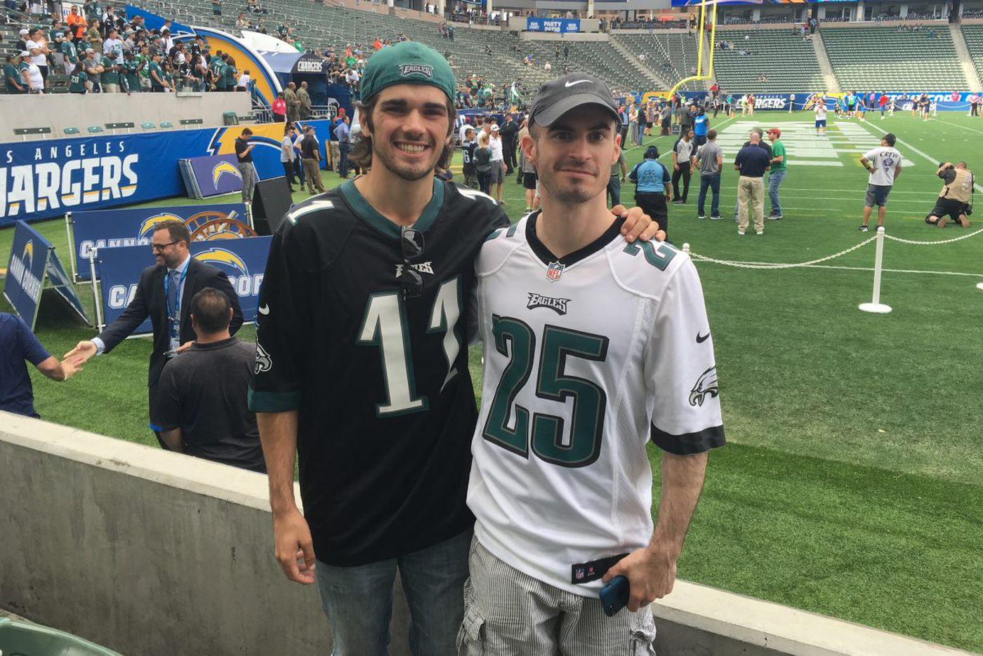 Eagles fans offer kidneys, naming rights for Super Bowl tickets | Helen Ubiñas