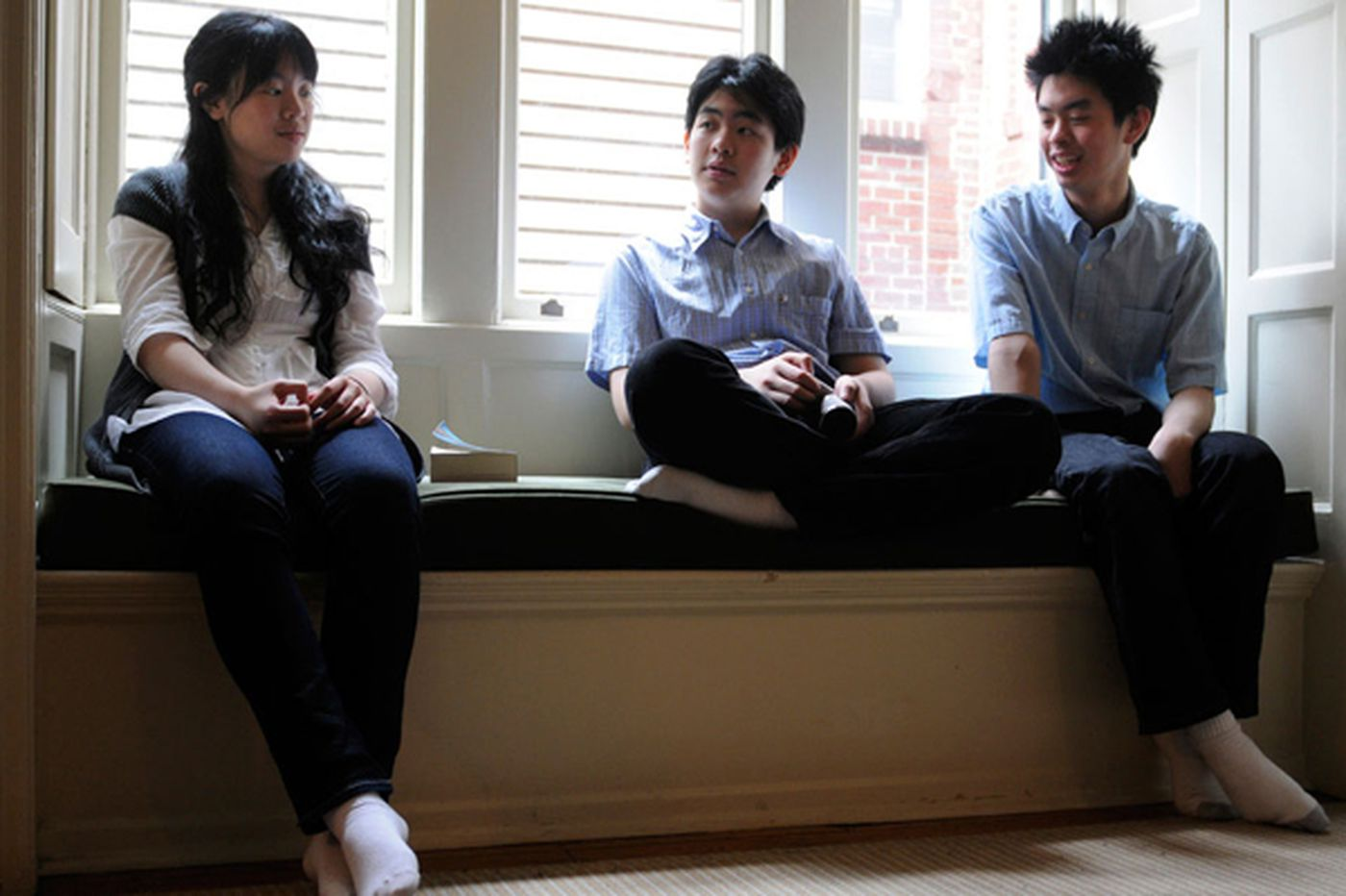 Siblings bring a family feeling at Curtis to Beethoven's last three piano sonatas