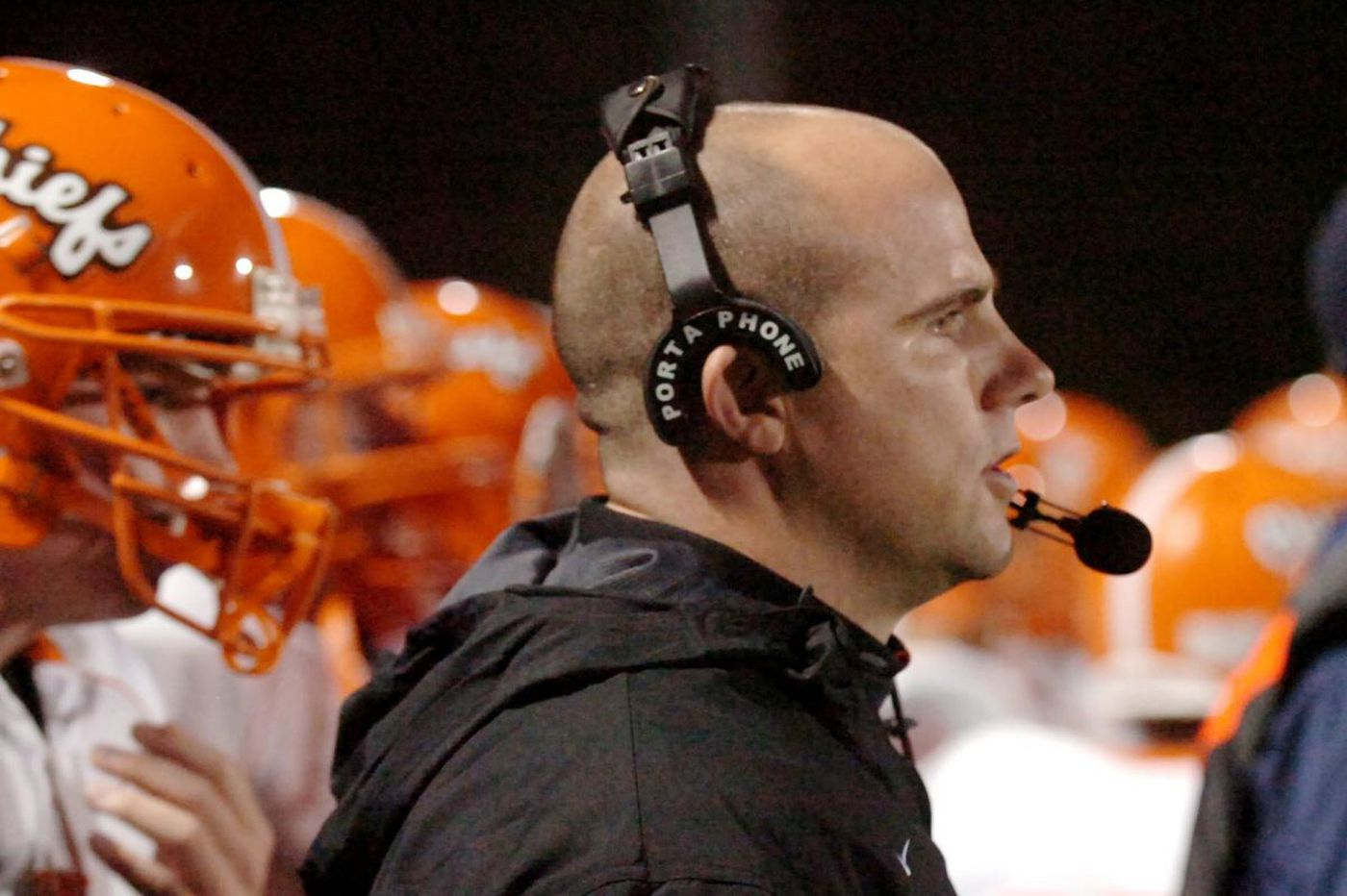 Cherokee High School football coach P.J. Mehigan resigns after 13 years