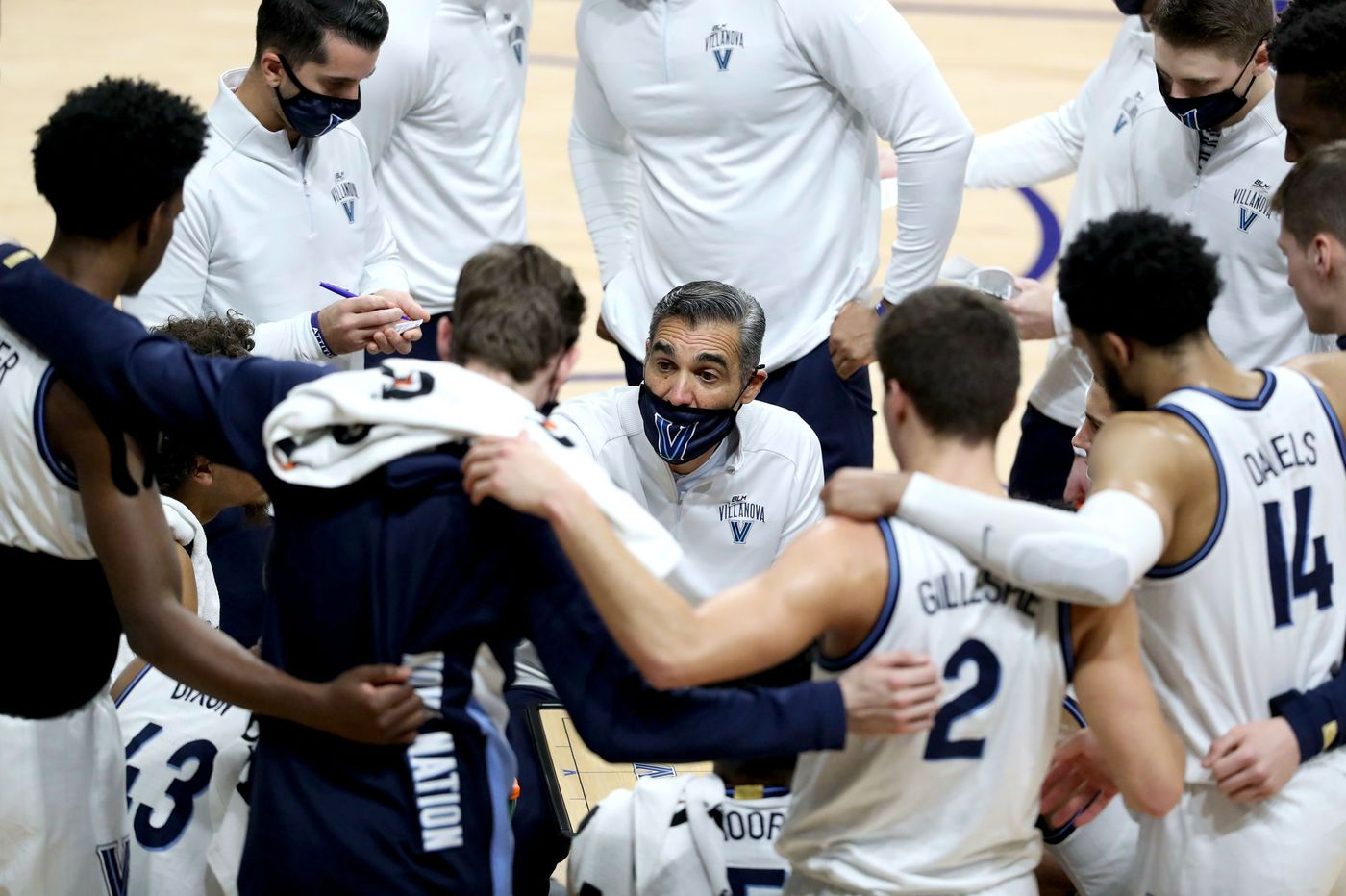 Villanova resumes men's basketball activities; Jay Wright scheduled to rejoin team after recovery from COVID-19