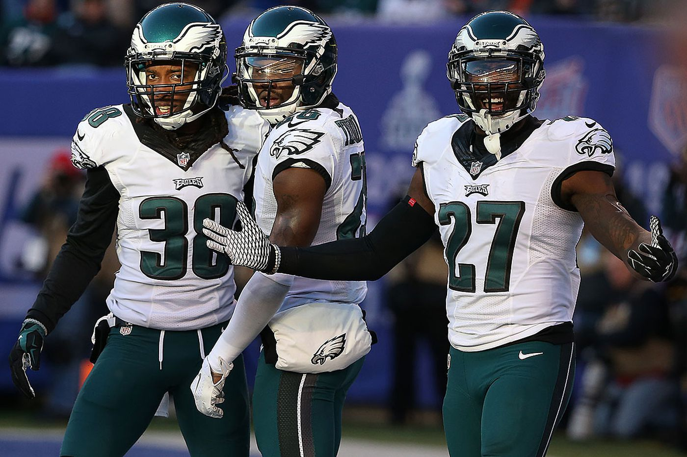 Malcolm Jenkins absent for start of Eagles OTAs, likely to miss all three weeks