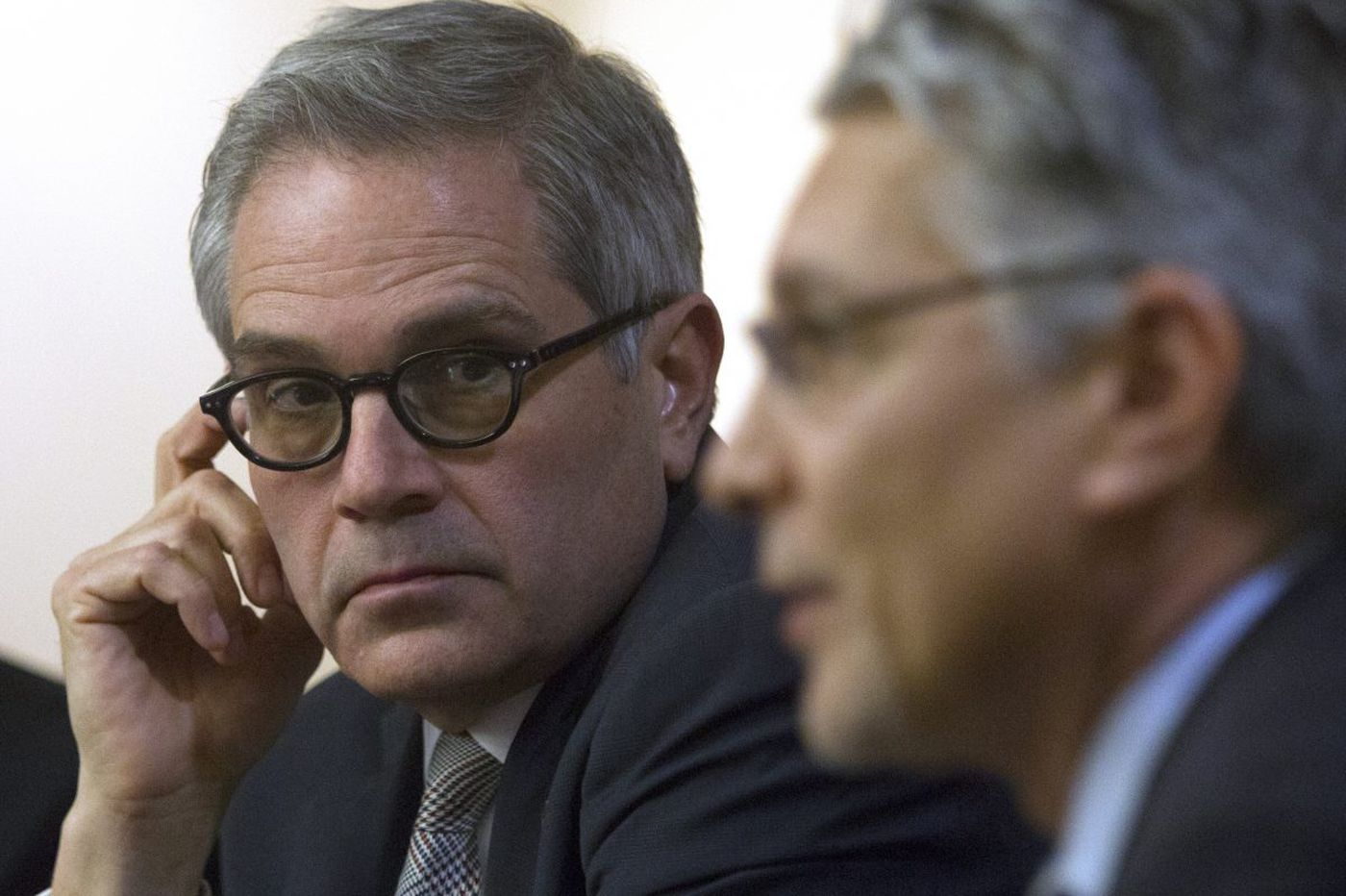 New DA Krasner on ousters: 'The coach gets to pick the team'
