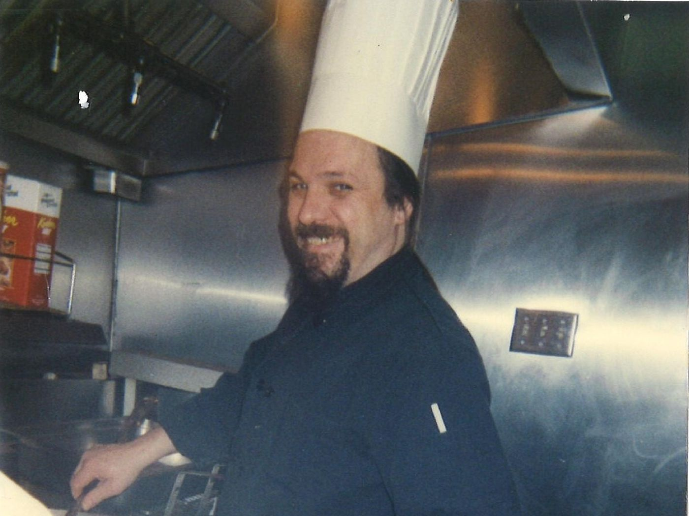 Gregory Longenecker worked as a short-order cook in Berks County.